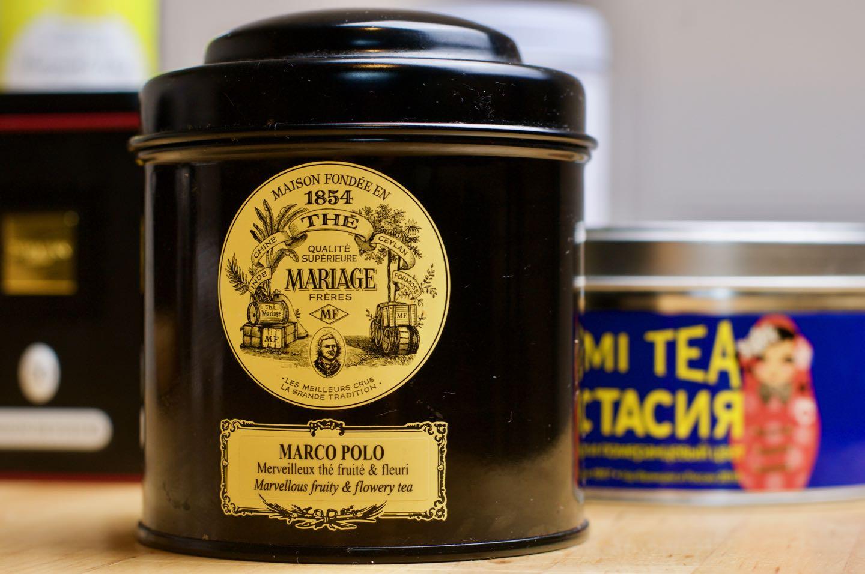 紅茶 マリアージュ